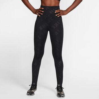 Nike Air 7/8 Tights Damen schwarz
