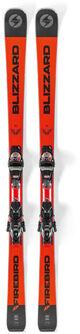 Firebird TI Ski ohne Bindung