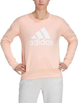 adidas Badge of Sport Sweatshirt Damen pink
