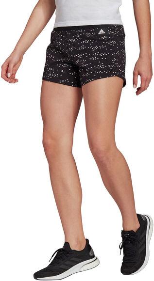 Badge Of Sport Allover Print Shorts