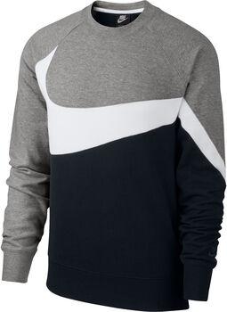 Nike Sportswear HBR Statement Crew Neck Sweater Herren schwarz