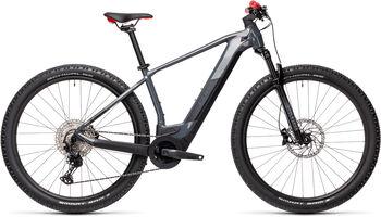 "CUBE Reaction Hybrid Race 625 29 E-Mountainbike 29"" grau"
