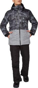 FIREFLY Braxton II Snowboardjacke Herren grau