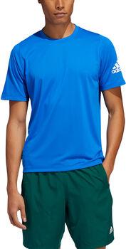 ADIDAS FreeLift Sport Ultimate Solid T-Shirt Herren blau