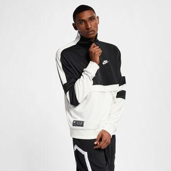 Nike Air Trainingsjacke Herren schwarz