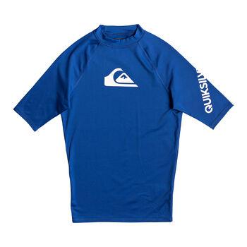 Quiksilver All Time T-Shirt blau
