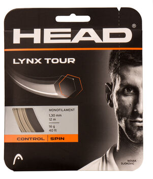 Head Lynx Tour Set Tennissaite weiß
