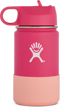 Hydro Flask Wide Mouth Isolierflasche pink