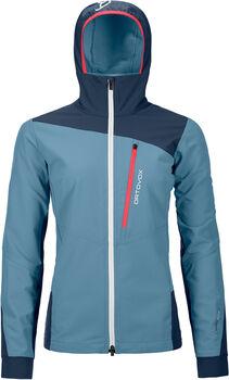 ORTOVOX Pala Jacket Wanderjacke Damen blau