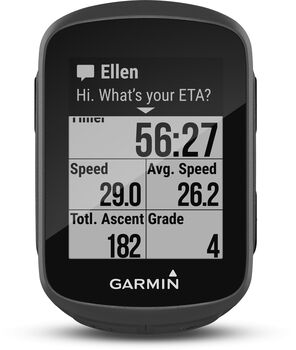 Garmin Edge 130 Plus GPS Fahrradcomputer schwarz