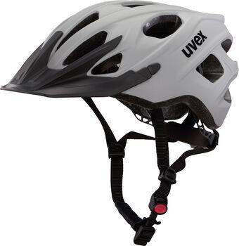 Uvex Axento Fahrradhelm grau