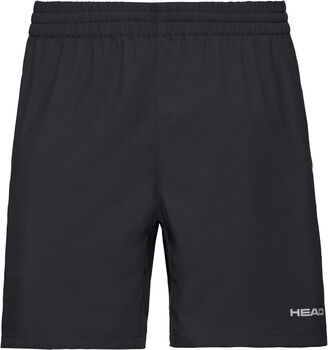 Head Club Shorts Herren schwarz