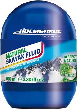 HOLMENKOL Natural Fluid Skiwachs weiß
