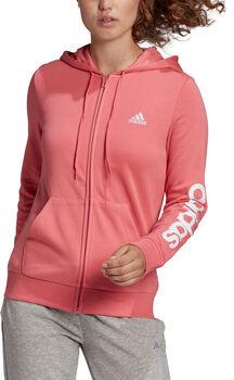 adidas Essentials Kapuzenjacke Damen pink