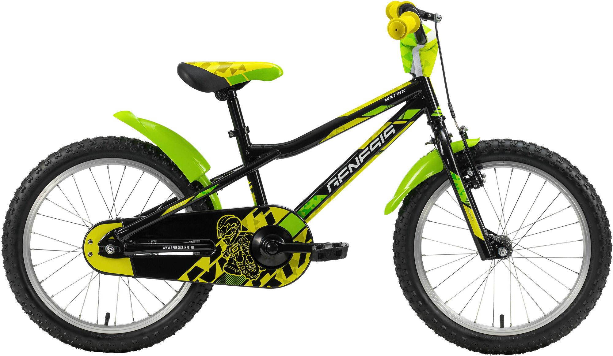 Princessa 18 Fahrrad 18 · grün · Kinder » GENESIS® | INTERSPORT