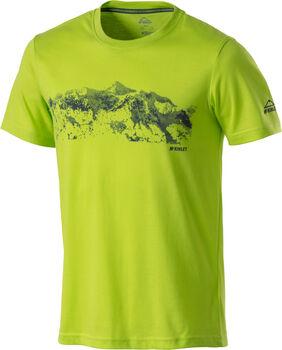 McKINLEY Kreina T-Shirt Herren gelb