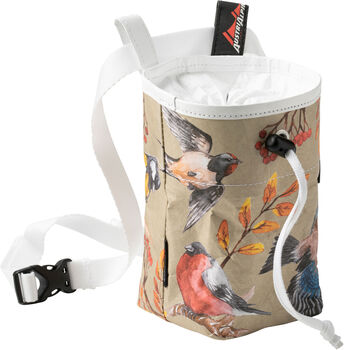AustriAlpin Papnu Chalk Bag braun