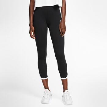 Nike Sportswear Heritage Leggings Damen schwarz