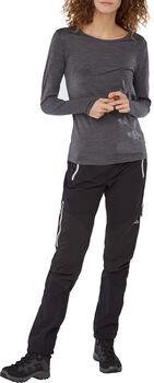 McKINLEY Tasmania Skitourenhose Damen schwarz
