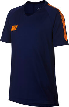 Nike Nk Brt Sqd Top SS blau