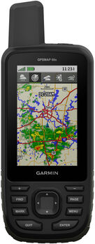 Garmin GPSmap 66s Outdoor-Navigation schwarz
