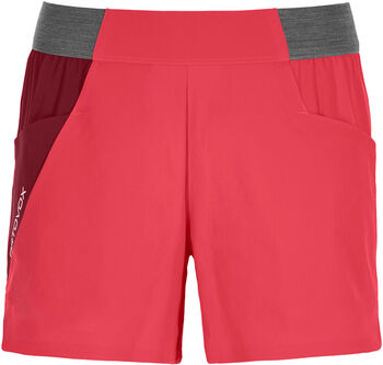 ORTOVOX Piz Selva Light Wandershorts Herren orange