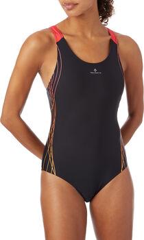 TECNOPRO  Rubina Damen-Schwimmer, 80% PA, 20% EL schwarz