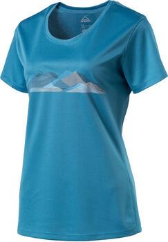 McKINLEY Active Raffa T-Shirt Damen blau