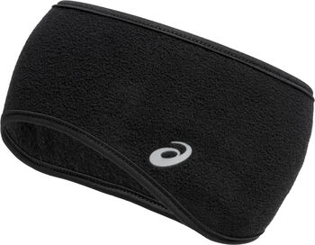 Asics Ear Cover Stirnband schwarz