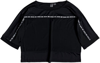 Roxy Back To Coolangatta T-Shirt Damen schwarz