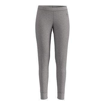 Odlo Natural 100% Merino Warm Unterhose Damen grau