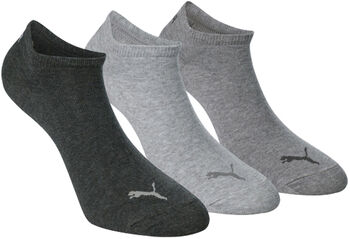 Puma Invisible 3er Pack Socken schwarz