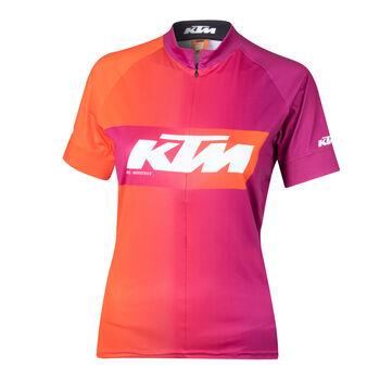 KTM Lady Line Radtrikot  Damen pink