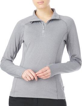 McKINLEY Rio Langarmshirt Damen grau