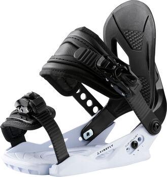 FIREFLY C 2.1 Snowboardbindung schwarz