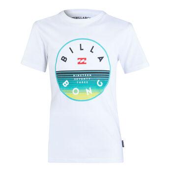 BILLABONG Rotor Fill T-Shirt weiß