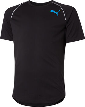 Puma Mens Active T-Shirt Herren schwarz