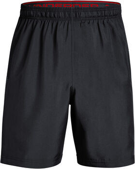 Under Armour Woven Graphic Short Herren schwarz