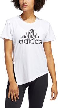 ADIDAS Ikat Bos T-Shirt Damen weiß