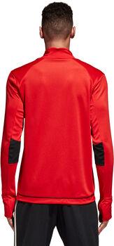ADIDAS Tiro 17 Trainingsshirt Herren rot