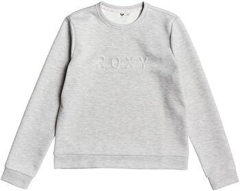 Roxy Loose Yourself Pullover Damen grau