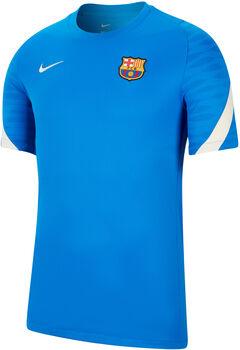Nike FCB Strike Top FC Barcelona Trainingsshirt Herren blau