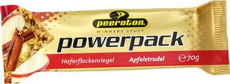 Apfeltrudel Powerpack Haferflockenriegel