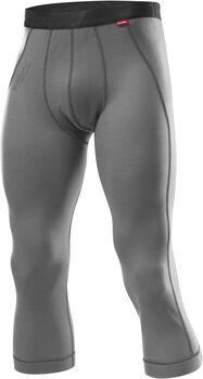 LÖFFLER Transtex® Merino 3/4 Unterhose  Herren grau