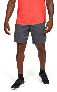Under Armour Knit Training Shorts Herren schwarz