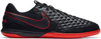 Nike Tiempo Legend 8 Academy IC Hallenfußballschuhe schwarz