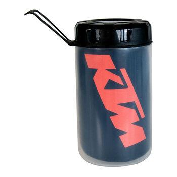 KTM Flaschenhalter grau