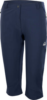 McKINLEY Active Capty 3/4 Wanderhose Damen blau
