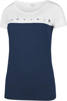 MARTINI Infinity T-Shirt Damen blau
