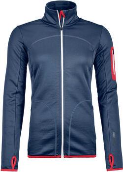 ORTOVOX Fleece Mi Jacket W Damen blau
